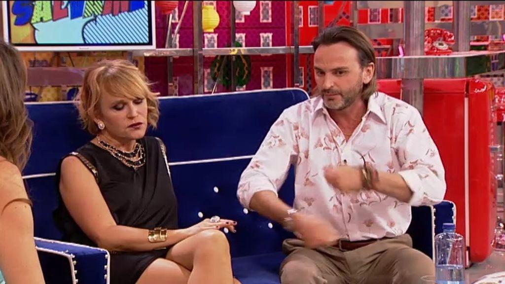 Estela y Fermín, invitados en 'Sálvame'