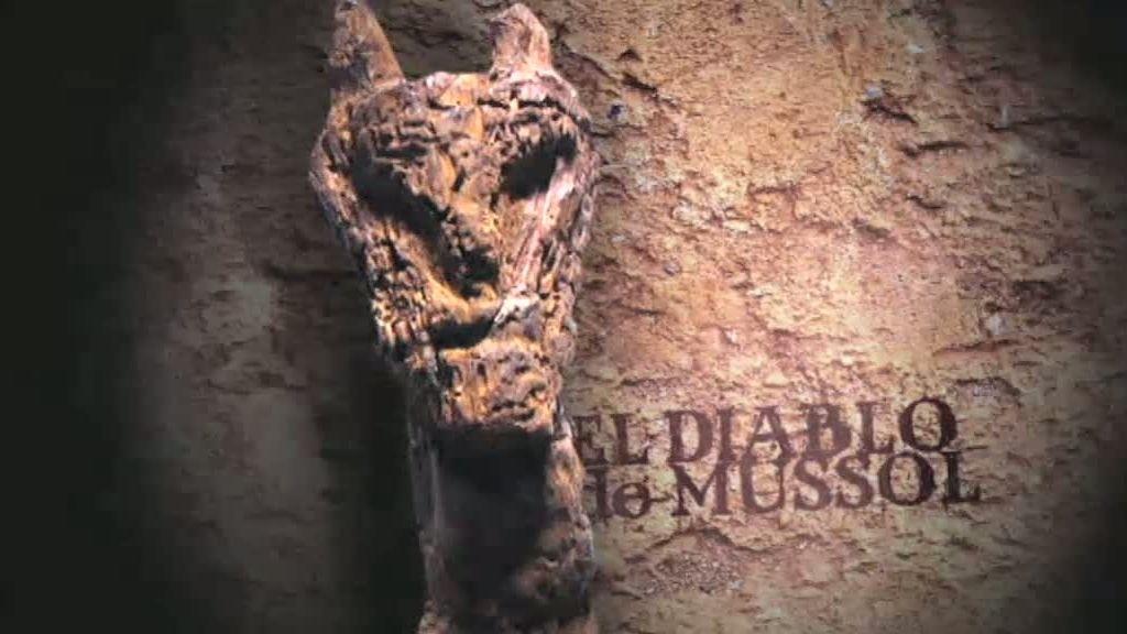 El diablo de la Cueva de Mussol