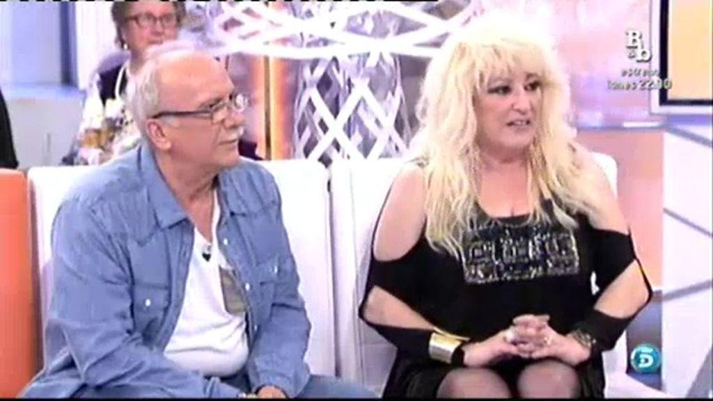 La historia de amor de Vicky Bodegas y su marido Luis Camino