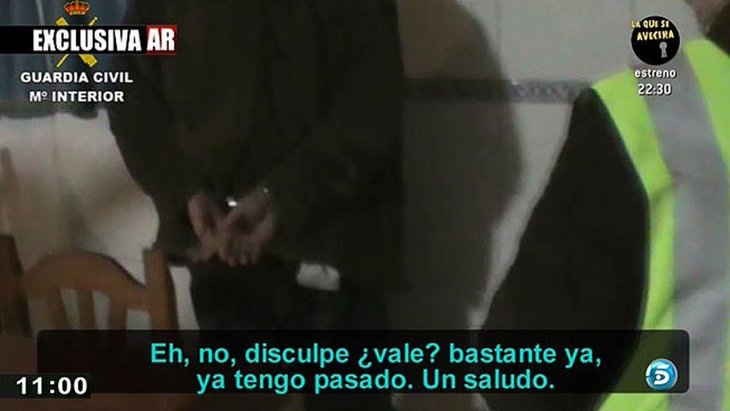 'AR' habla en exclusiva con el empresario liberado en Galicia