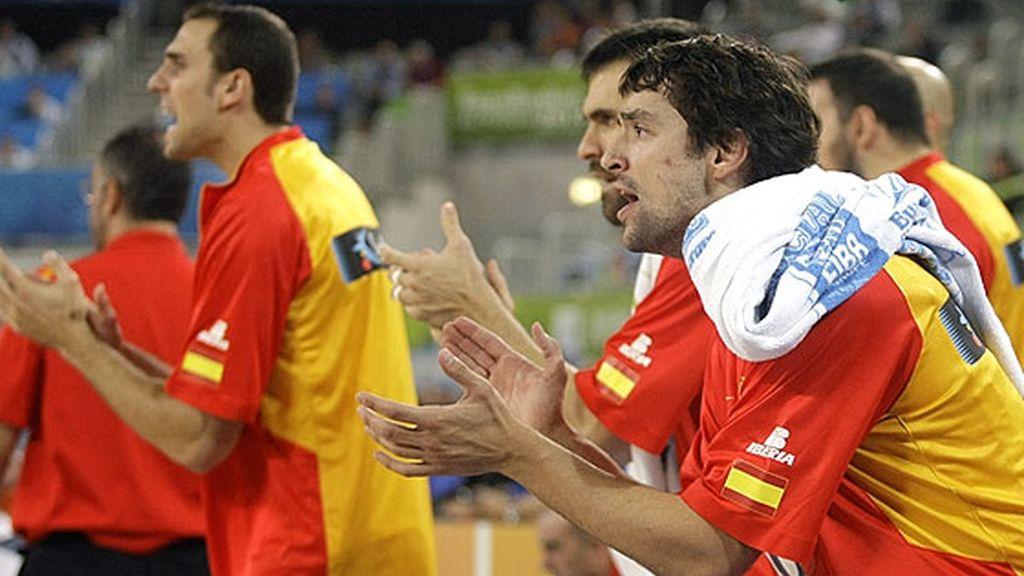 Sergio Rodríguez y Rudy abren hueco