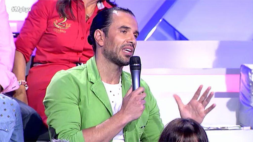 """Roberto: """"Sigo enamorado de mi ex mujer"""""""