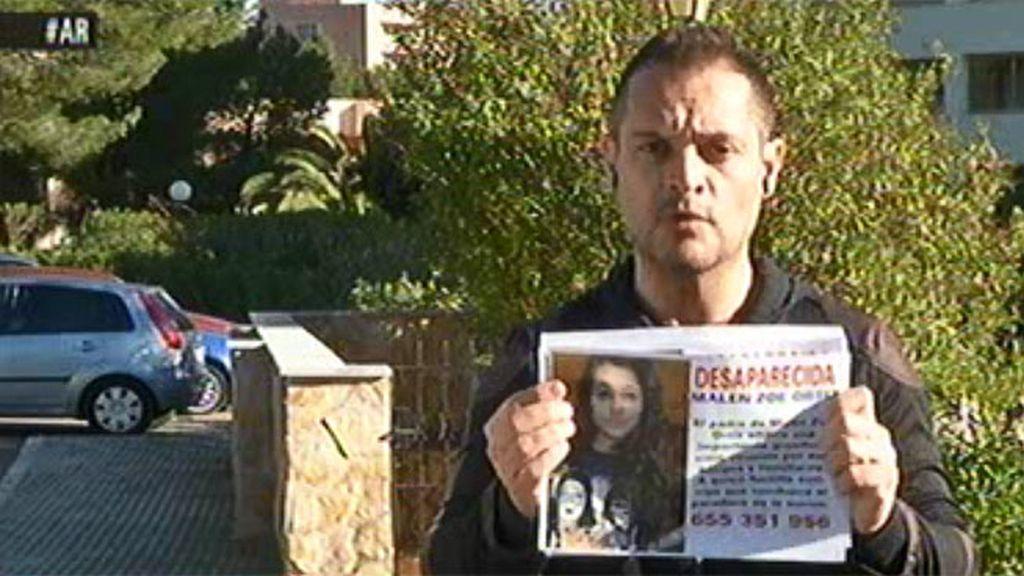 El padre de Malén va a fundar una asociación para ayudar a las familias de desaparecidos