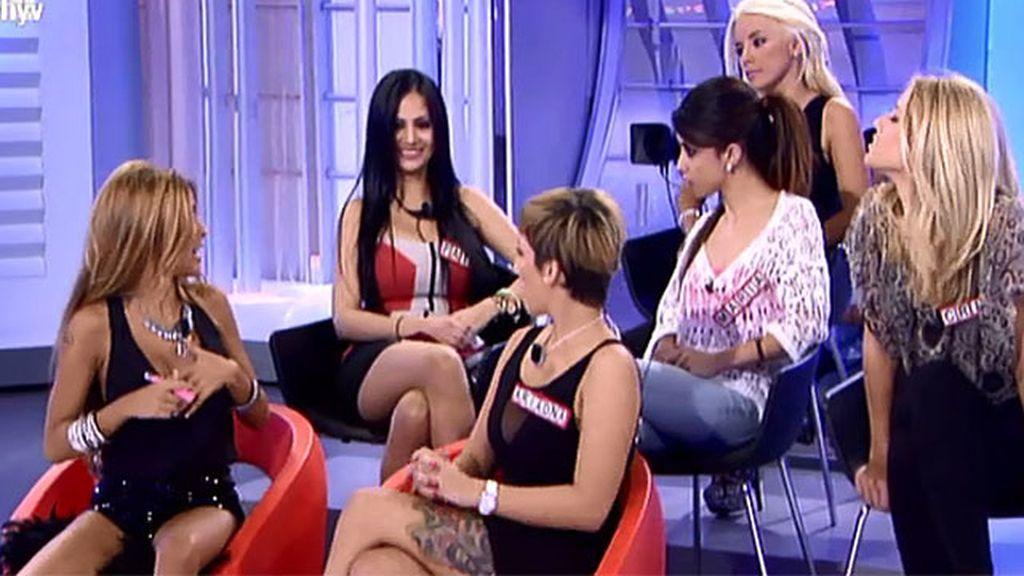 Rocío también le dedica unas palabras a Oriana