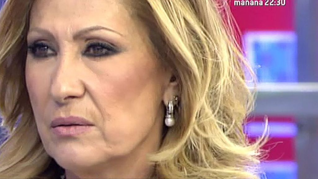 Rosa Benito se enfrenta a nuevas revelaciones sobre Amador