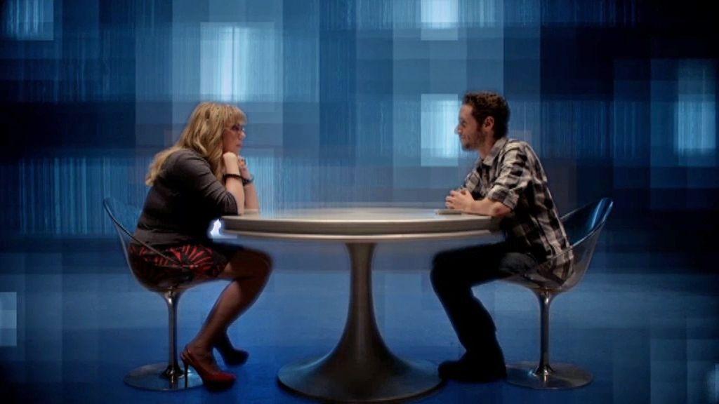 La agente García hace un pacto virtual con su mentor