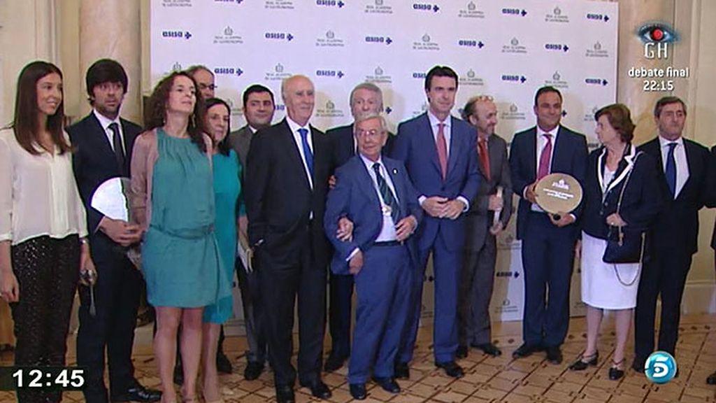Ángel León, Premio Nacional de Gastronomía