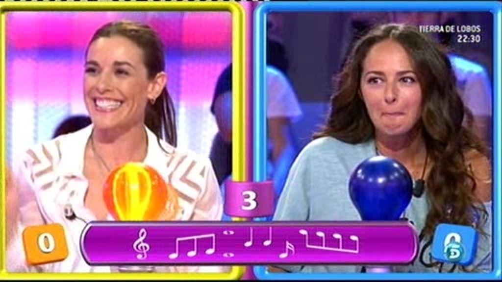 Raquel Sánchez Silva acierta con el 'Waka Waka'