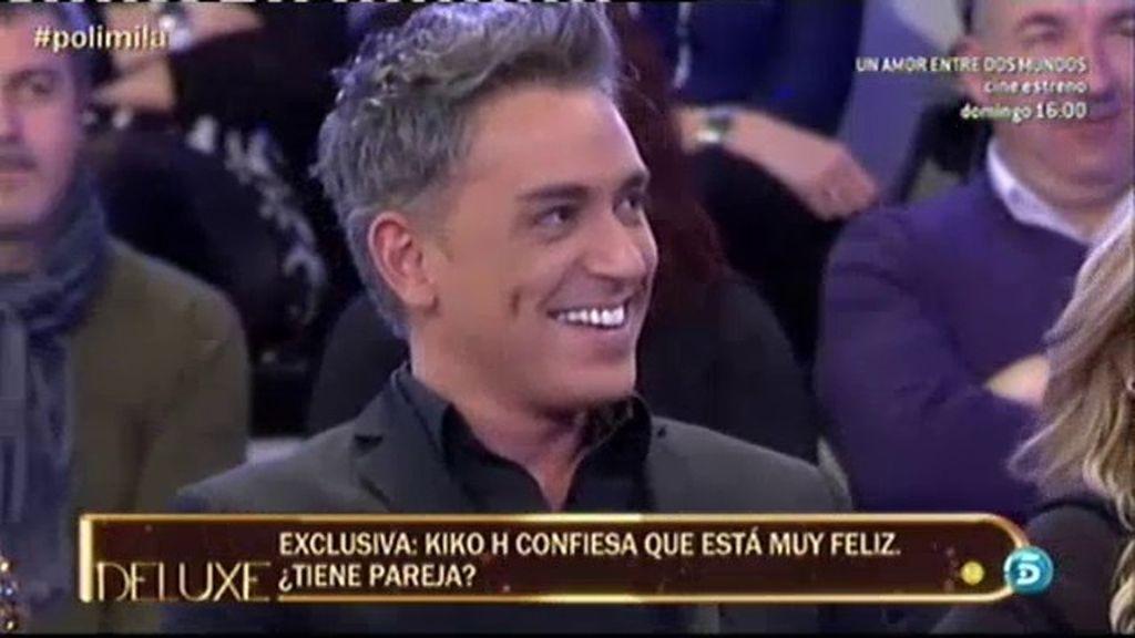 """Kiko Hernández: """"Ahora mismo estoy feliz"""""""