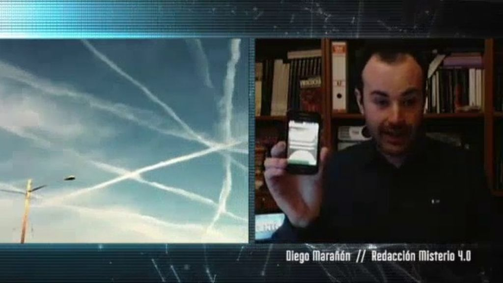 Misterio 4.0: Los chemtrails