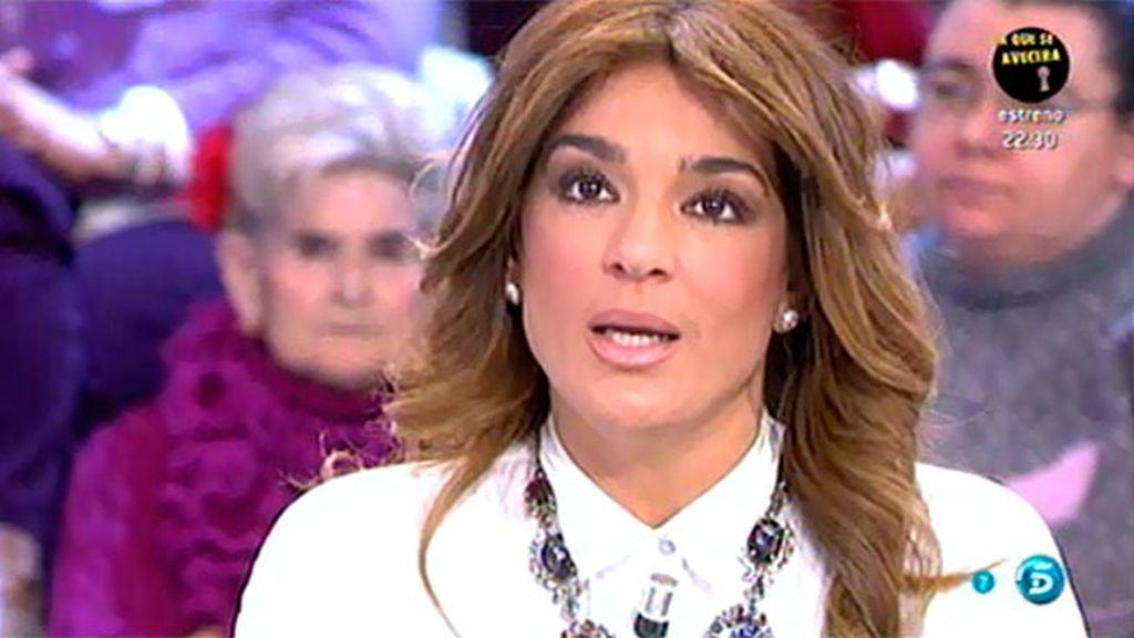 Raquel Bollo desmiente que Jessica Blanco viva en Cantora con Isabel Pantoja