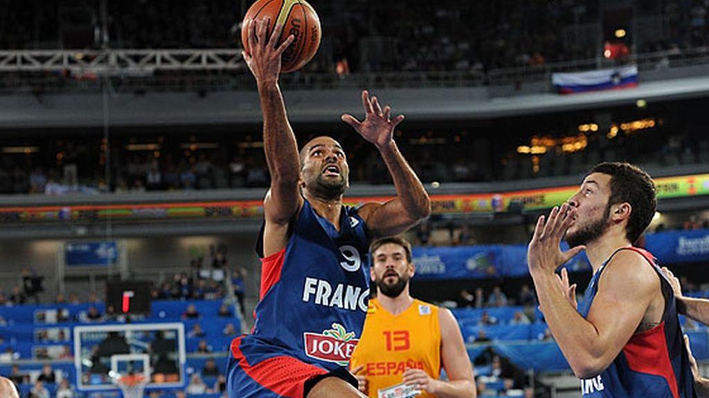 Francia deja a España sin su cuarta final consecutiva en el Eurobasket