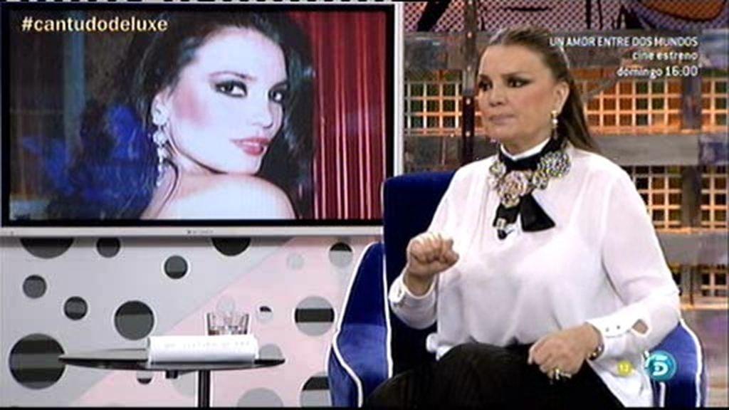 """La Cantudo: """"Conocí a la Princesa Letizia y me pareció encantadora"""""""