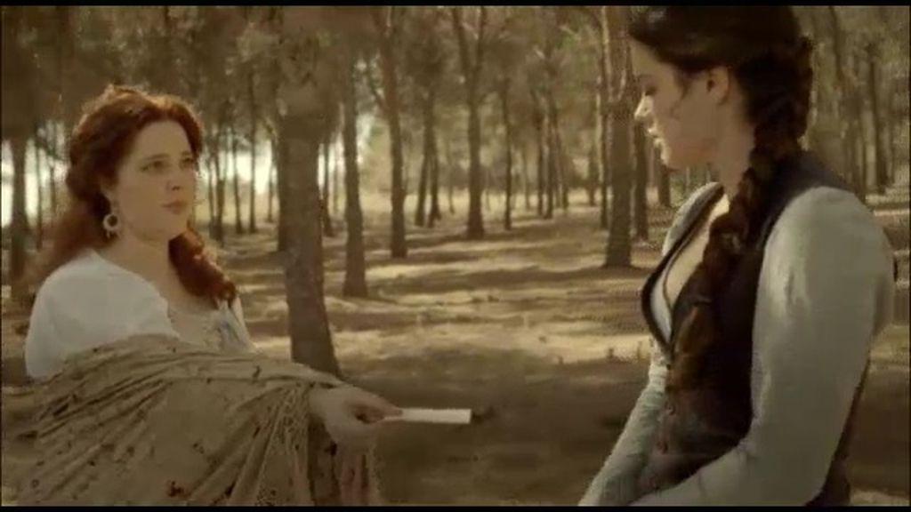 Cristina decide escapar sin Isabel