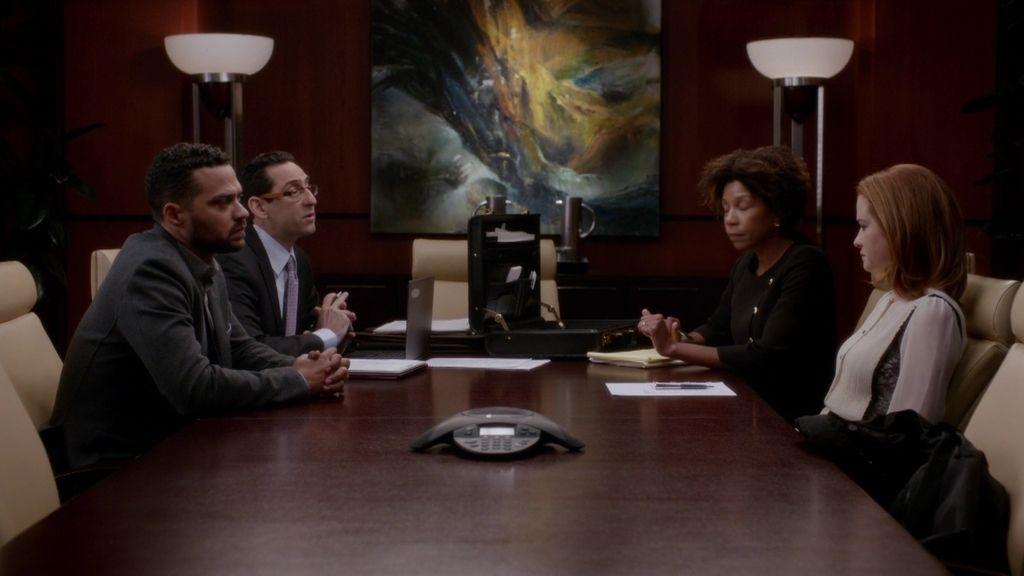 Jackson y April firman entre lágrimas los papeles del divorcio