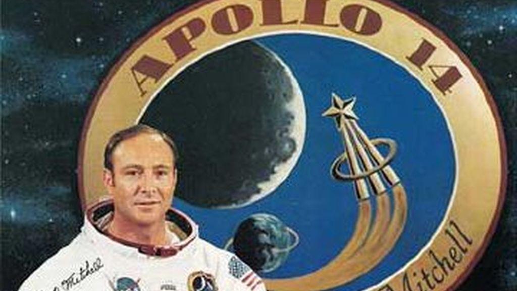 Edgar Mitchell, ex astronauta de la misión 'Apollo' 14 de la NASA de 77 años ha asegurado que existe vida extraterrestre. Foto de archivo