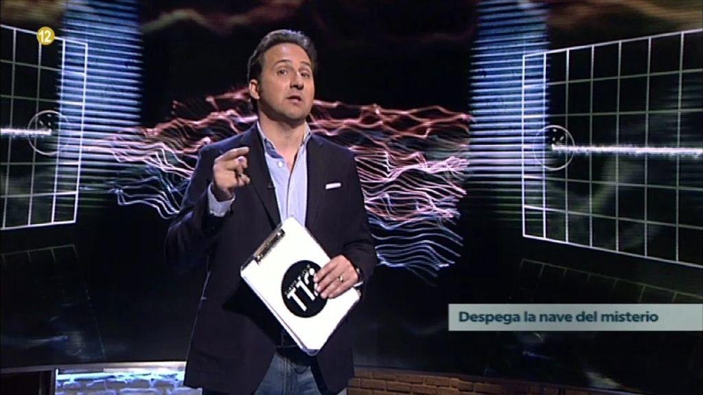 """Una psicofonía tiene inquieto a Iker Jiménez: """"Es de lo más ..."""