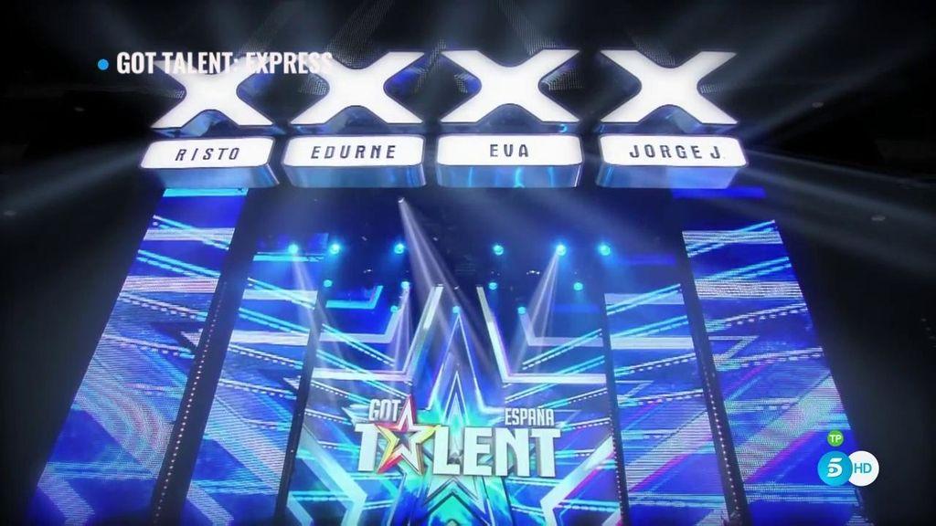 'Got Talent': Semifinal 1 (28/02/2017)
