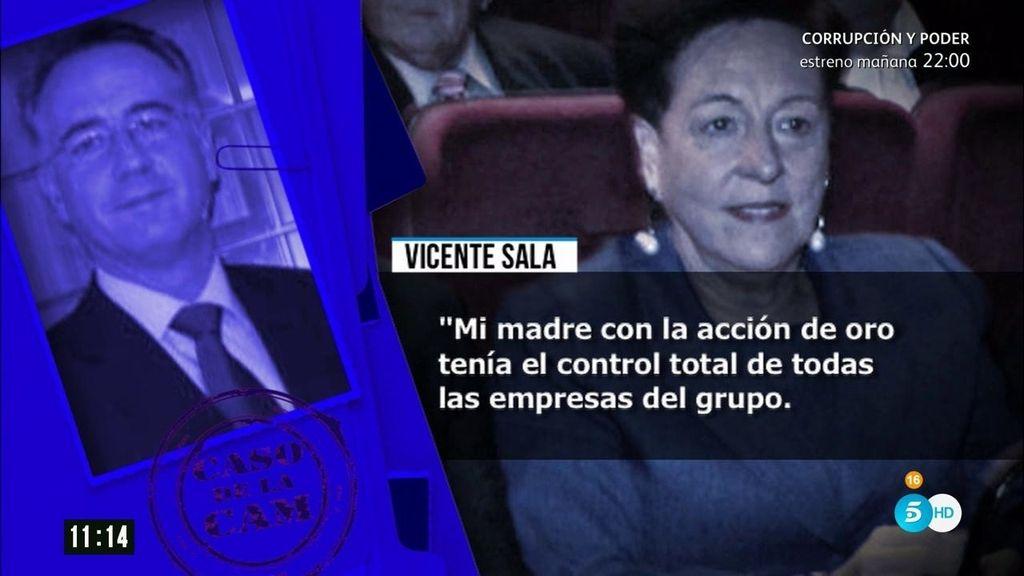 """La declaración de Vicente Sala: """"Novocar era una carga y perdía mucho dinero"""""""