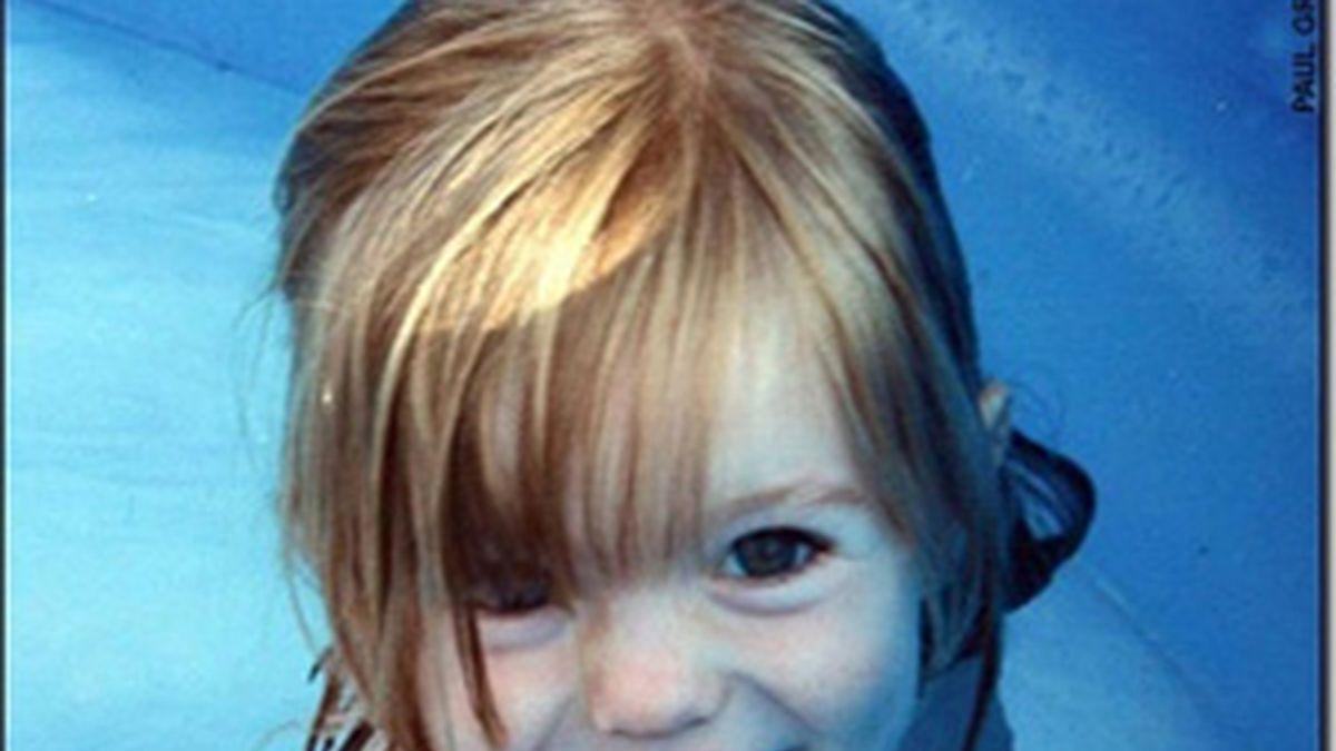 Madeleine McCann desapareció el 3 de mayo de 2007. Foto: Archivo.