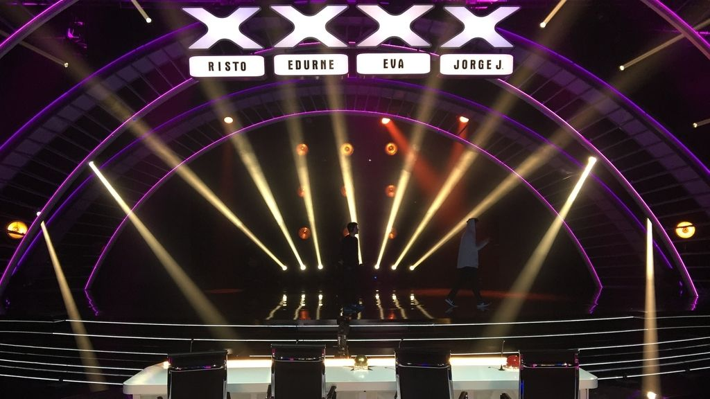 'Got Talent': Semifinal 1 (28/02/2017) HD
