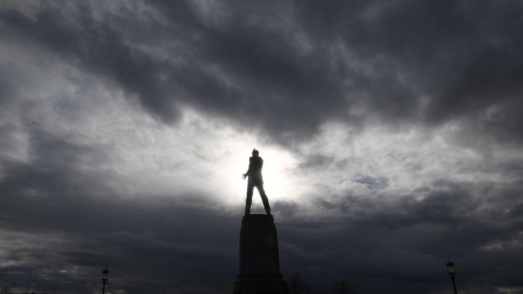 Estatua de Lord Edward Carson en Irlanda