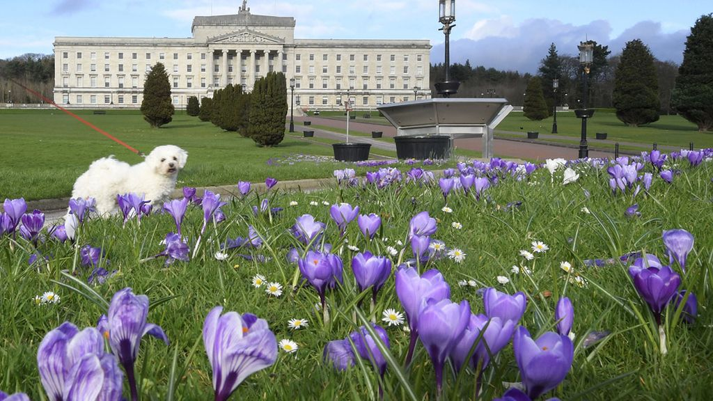 El Parlamento de Stormont