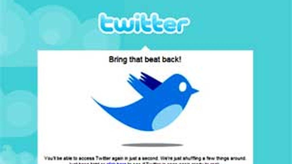 Twitter dobló su número de visitantes entre febrero y marzo según Comscore. FOTO: Twitter