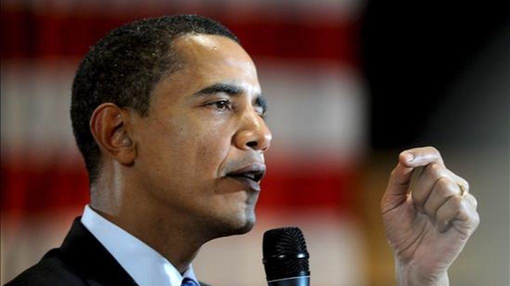 La semana pasada, el presidente estadounidense, Barack Obama, dijo que General Motors tiene hasta el 1 de junio para preparar un nuevo plan de reestructuración. EFE/Archivo