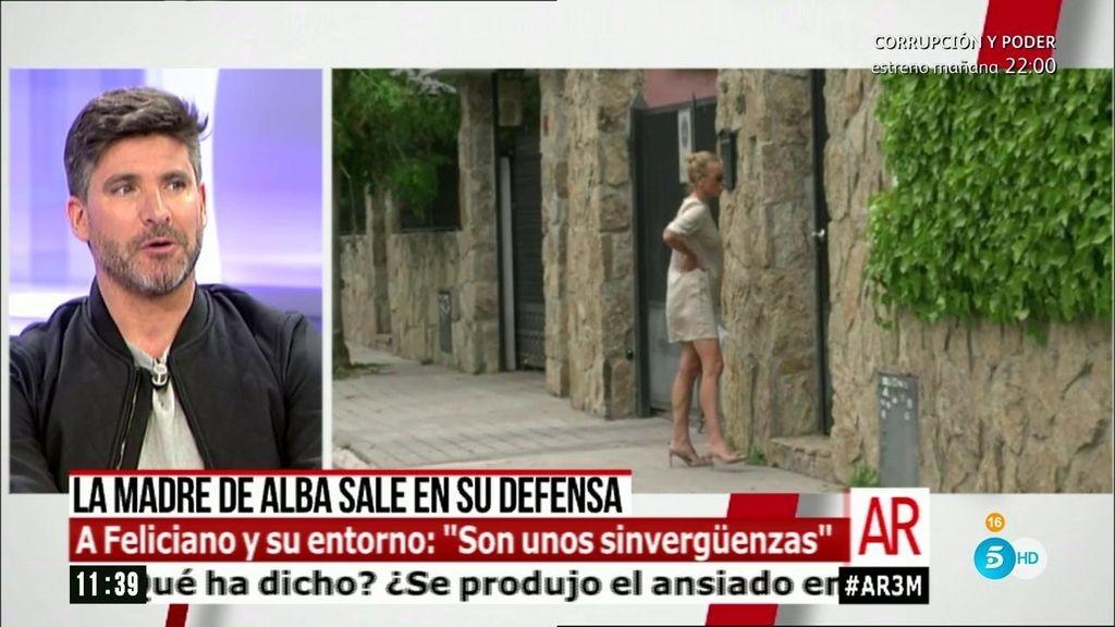 """Toño Sanchís: """"Conozco a chicas que han estado con Feliciano y dicen que da la talla"""""""