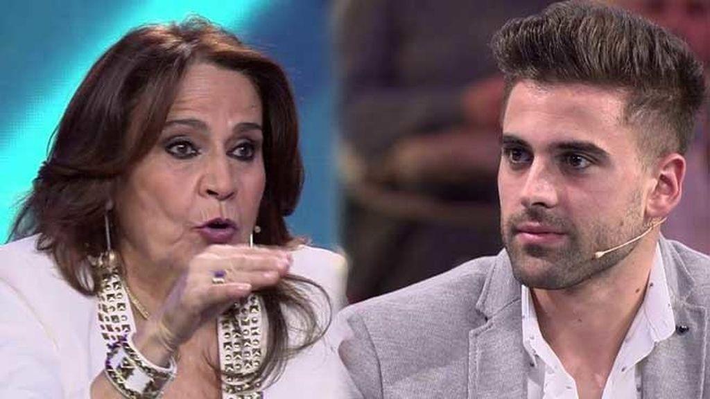 """Sergio Ayala, a Madre, de la extronista de 'MyH': """"Nunca he estado enamorado de Ruth"""""""