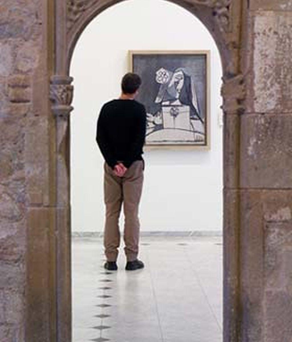 Museo Picasso en Barcelona. Foto: Informativos Telecinco