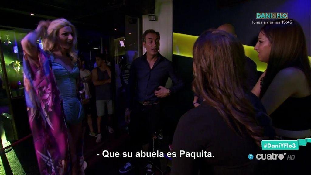 """Avance: Raquel y Noemí Salazar van a una disco y conocen a """"la princesa Forzen"""""""