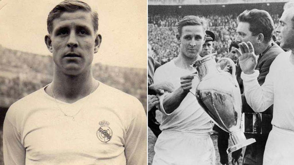 Kopa, Real Madrid, Champions