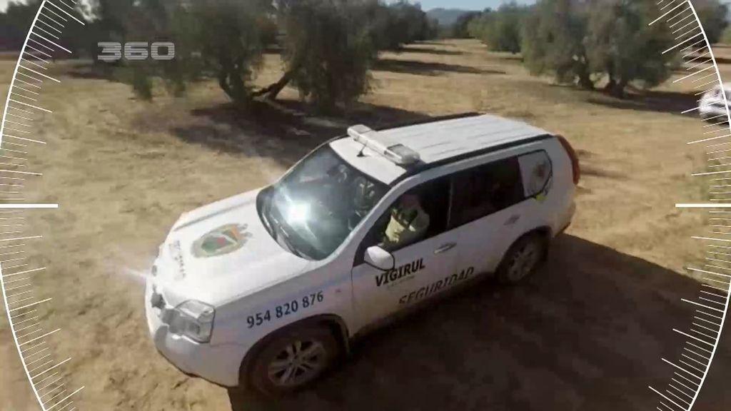 El 'grupo Roca' vela por la seguridad de los campos españoles