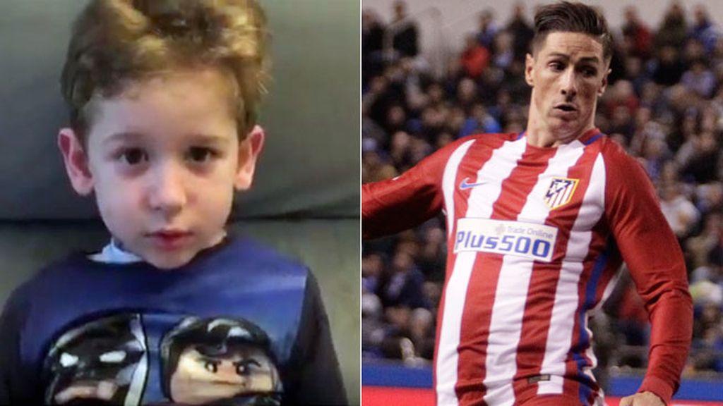 Atletico de Madrid, Fernando Torres