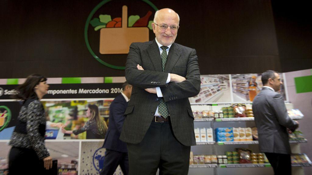 """El presidente de Mercadona: """"Nuestra web es una mierda, lo dicen los clientes y lo digo yo"""""""