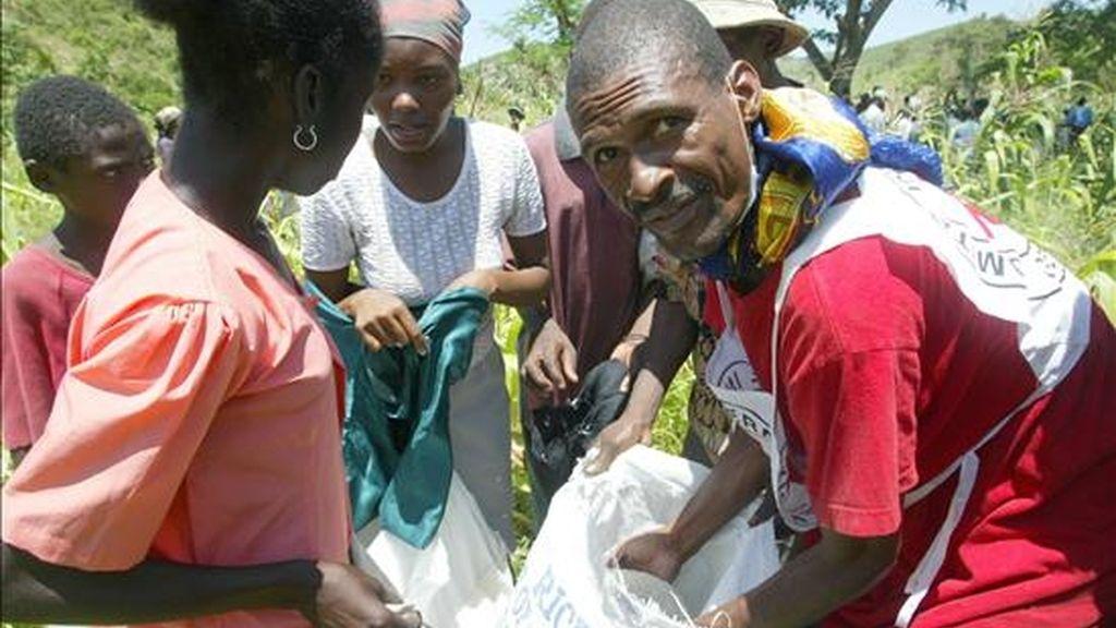 Estos nuevos fondos se distribuirán con base en la gravedad de la emergencia en cada país y el dinero que ya hayan aportado los países donantes para hacerles frente, explicó la ONU en un comunicado. EFE/Archivo