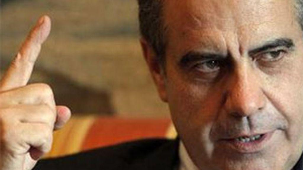 El ministro ha acusado al PP de crear alarmismo e incertidumbre. Foto: Archivo.