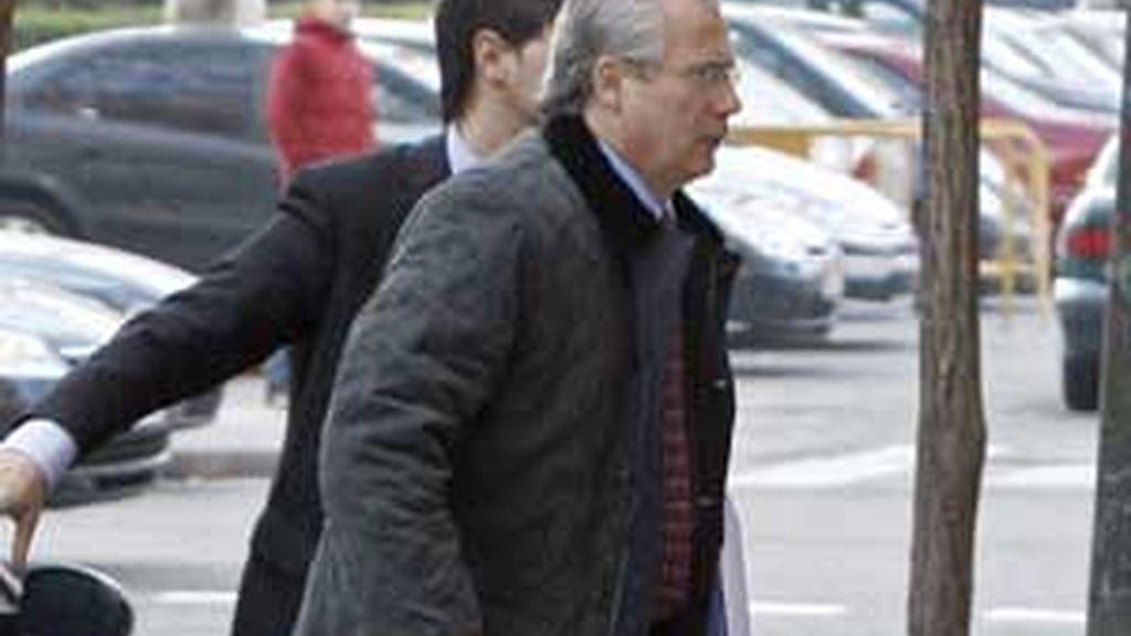Garzón envío al TSJM todo la instrucción del caso Gürtel. FOTO: EFE / Archivo