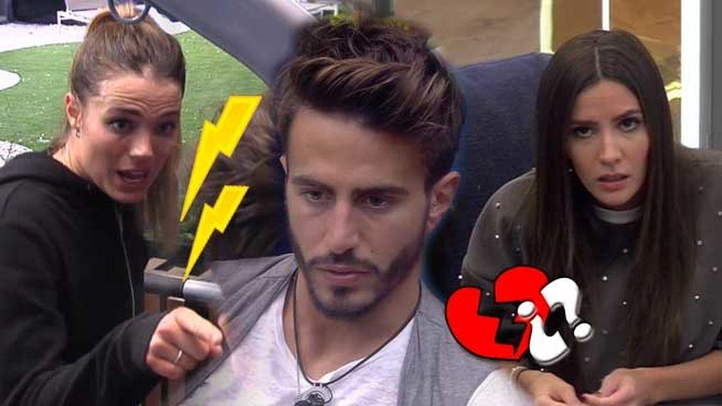 El culebrón de Marco Ferri con Aylén y Alyson, a punto de estallar 🔥