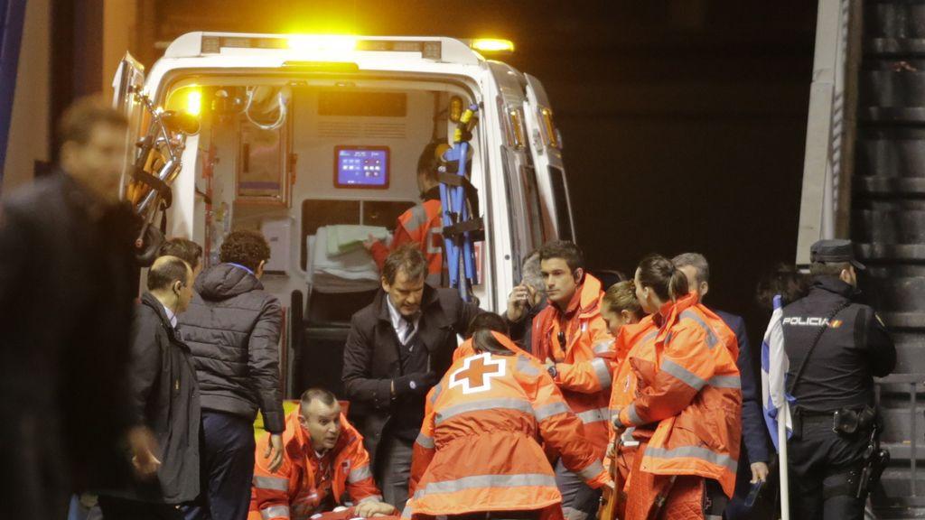 torres ambulancia