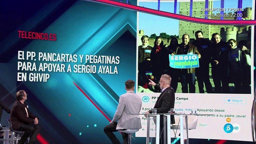 Hasta el Partido Socialista apoya a Sergio