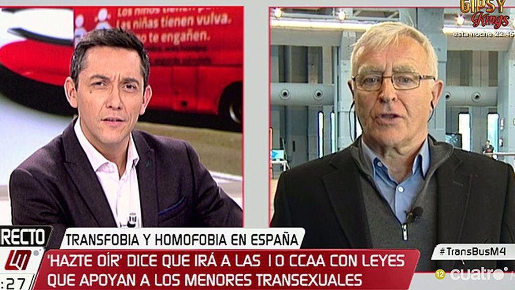 """Ribó: """"Le pido a Rajoy que retire la característica de utilidad pública a 'Hazte Oír"""""""