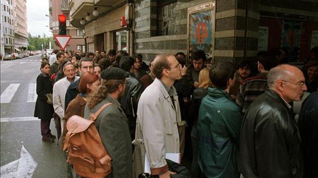 El dominio de las producciones estadounidenses aumentó respecto al año 2008, cuando atrajeron al 78,3% de espectadores chilenos, frente al 8,1% de las películas chilenas y el 13,6% de otros países. EFE/Archivo