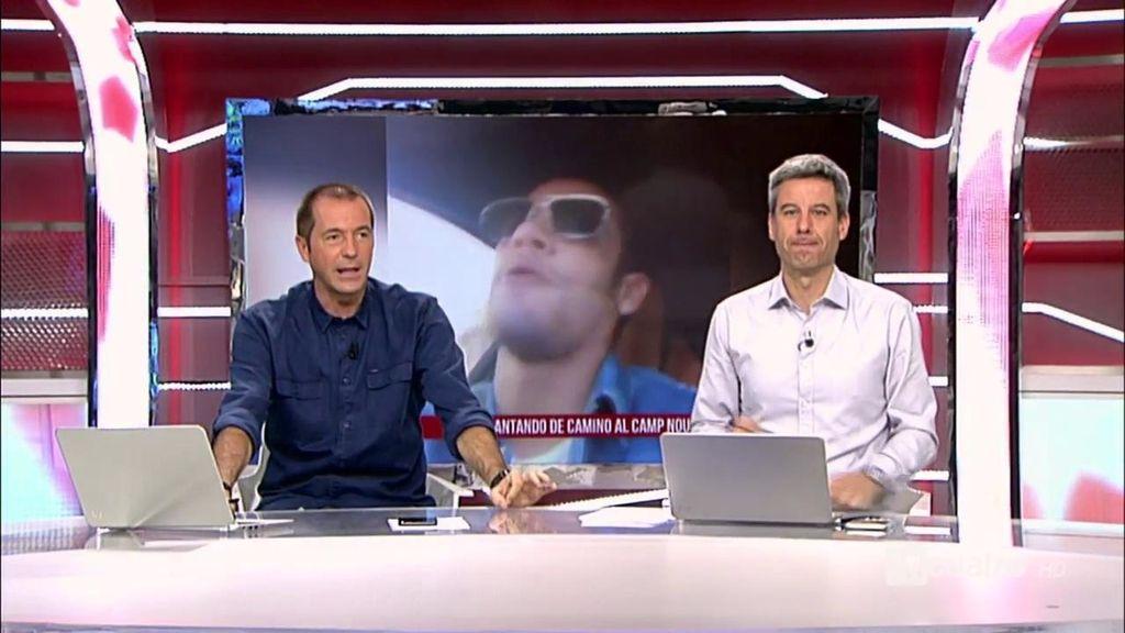 Así fue el recital de la MSN ante el Sporting de Gijón para conseguir el liderato