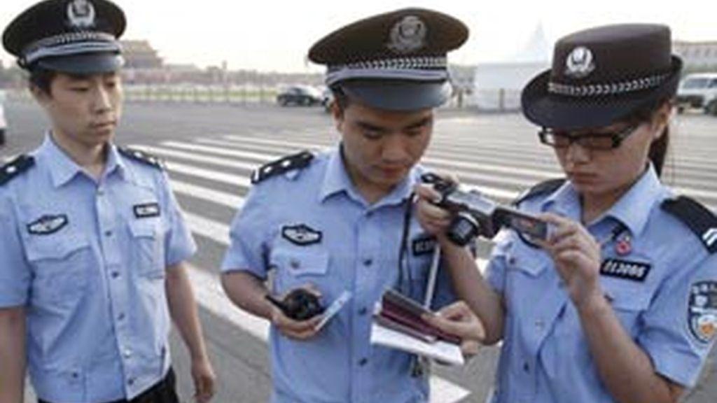 China silencia los 20 años de la matanza de Tiananmen. Vídeo: Informativos Telecinco.
