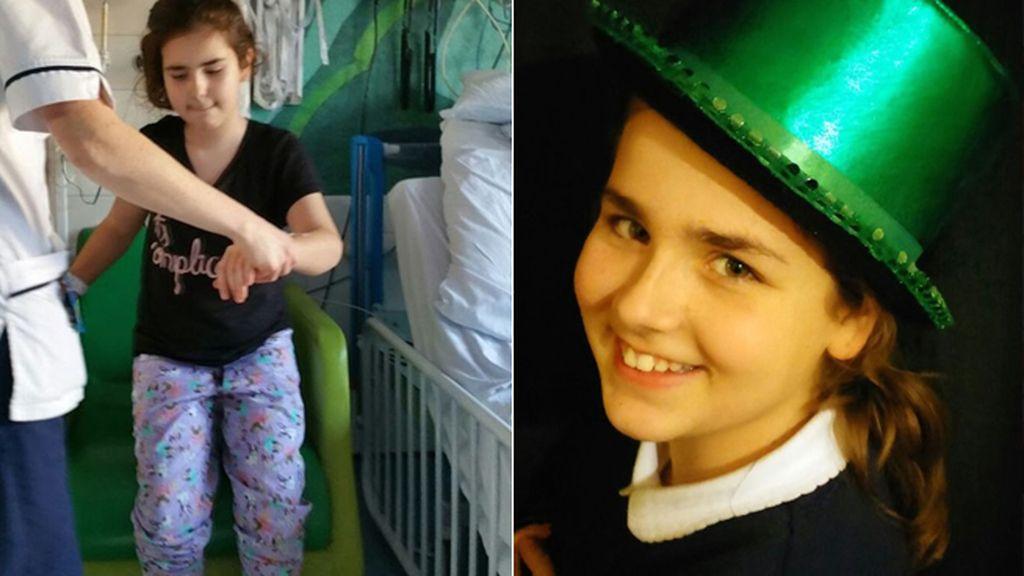 Pasó tres años sin que los médicos le diagnosticaran un tumor cerebral
