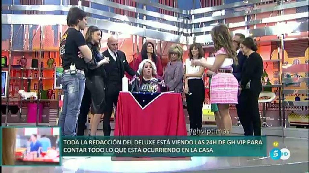 """Las predicciones de Conchita Hurtado: """"Entre Laura y Javier ocurrirá algo"""""""