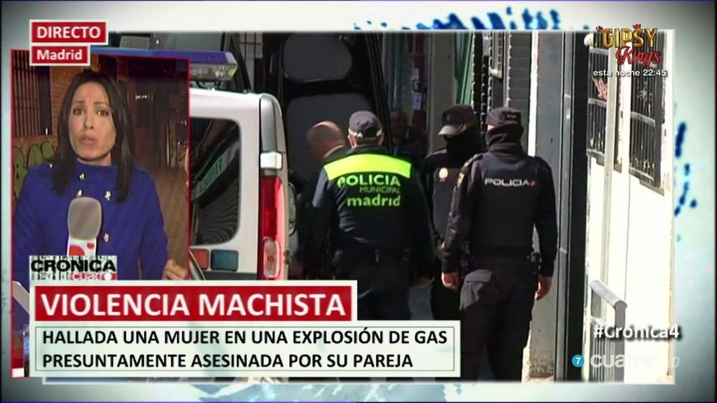 La policía investiga en Vicálvaro un posible nuevo caso de violencia de género